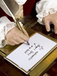 api scrittura manuale