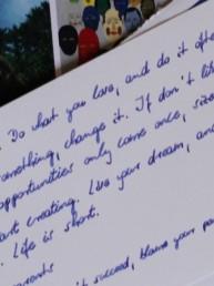 Handwritten Letter Drive Lead Generation
