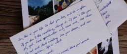 Handwritten Letter Drive Lead Generation
