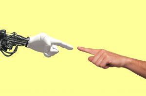 lettere scritte a mano da robot