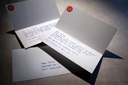 Direktmarketing zur B2B-Kundengewinnung mit Handschrift